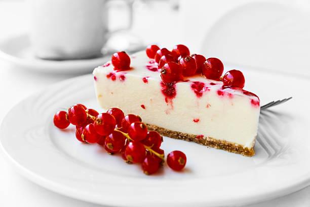 Groseille rouge gâteau - Photo