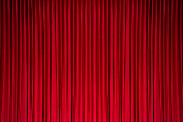 Red Curtain Pictures Images And Stock Photos Istock
