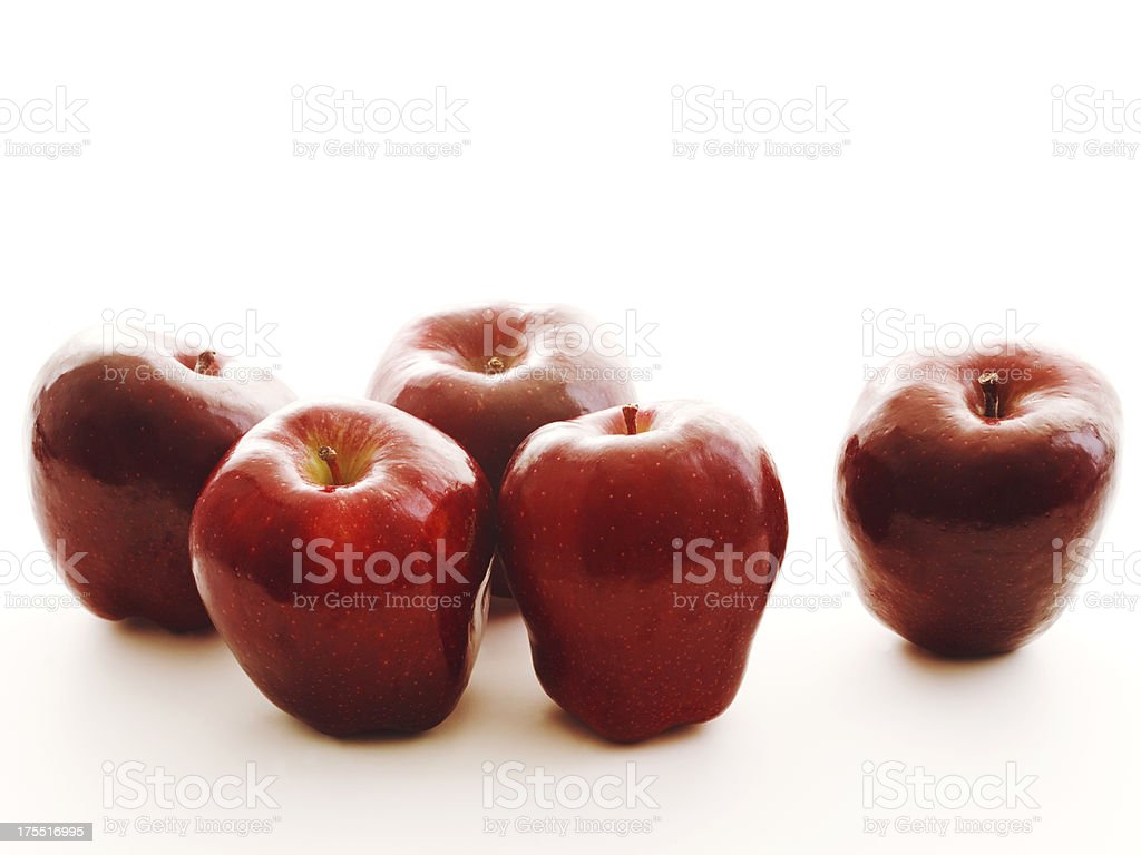 red delish collection royalty-free stock photo