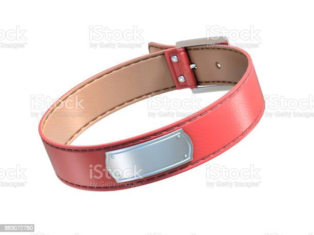 Red dog collar isolated on white picture id883072780?b=1&k=6&m=883072780&s=612x612&h=yqr5w0ieyci3ajhsr vetjixu2fcdepk3twx7cbjrfc=