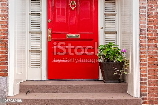 residence front entrance