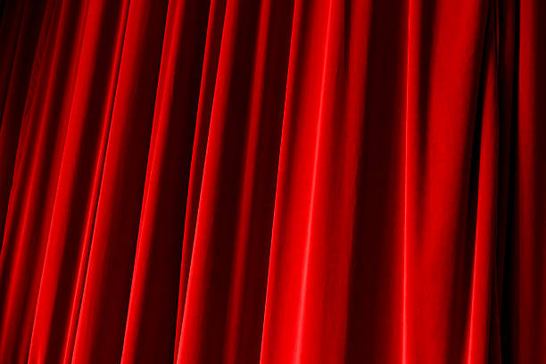 Red Drop Curtain, 2016 – Foto