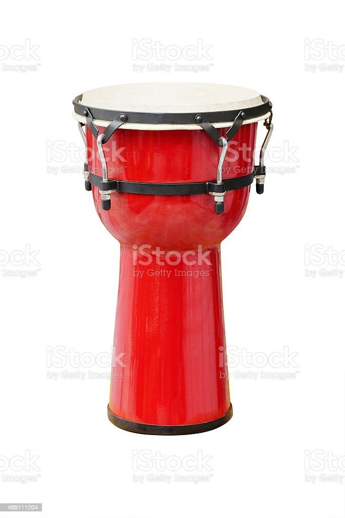 Red drum stock photo
