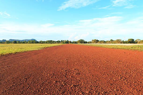 Rote Erde road. – Foto
