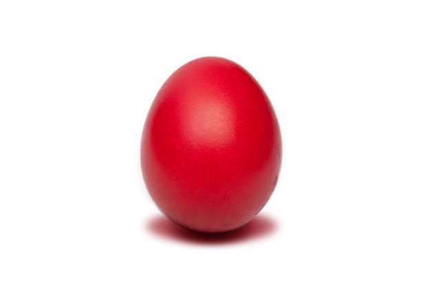 Red Egg. – Foto