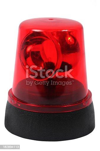 174913699 istock photo Red Emergency Light XXXL 182894113