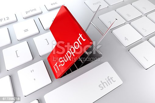 957759714istockphoto red enter key open ladder underpass it support 3D Illustrat 617398218