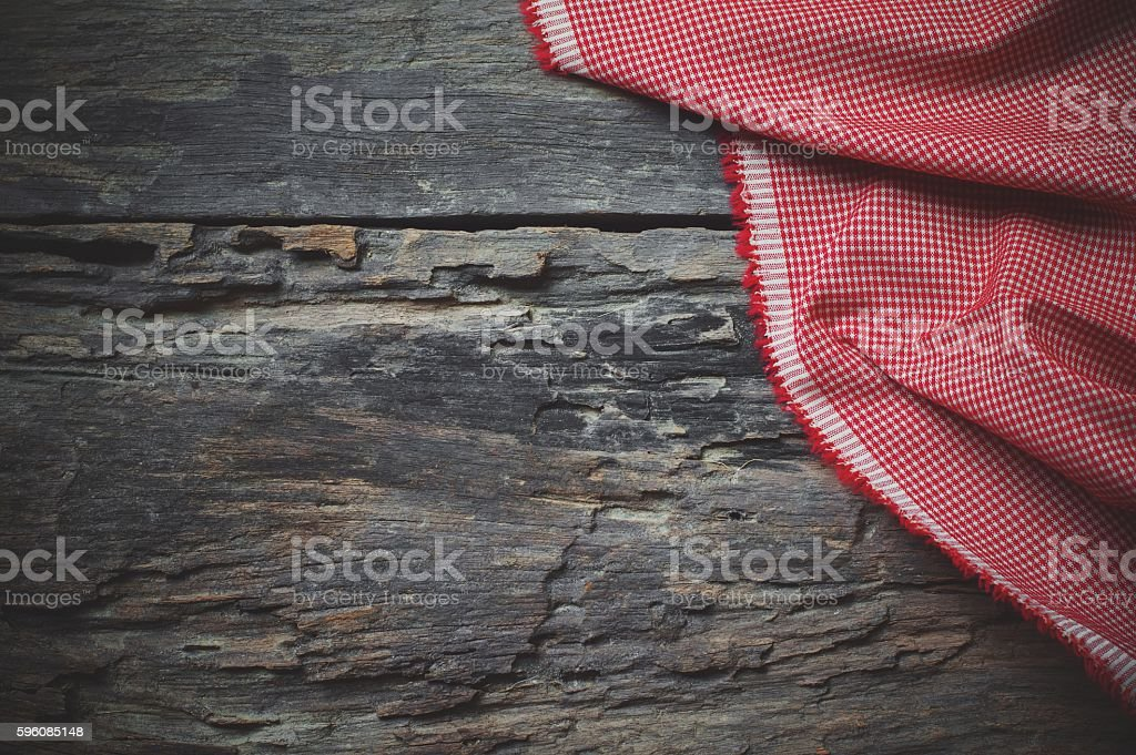 Red fabric for background royalty-free stock photo