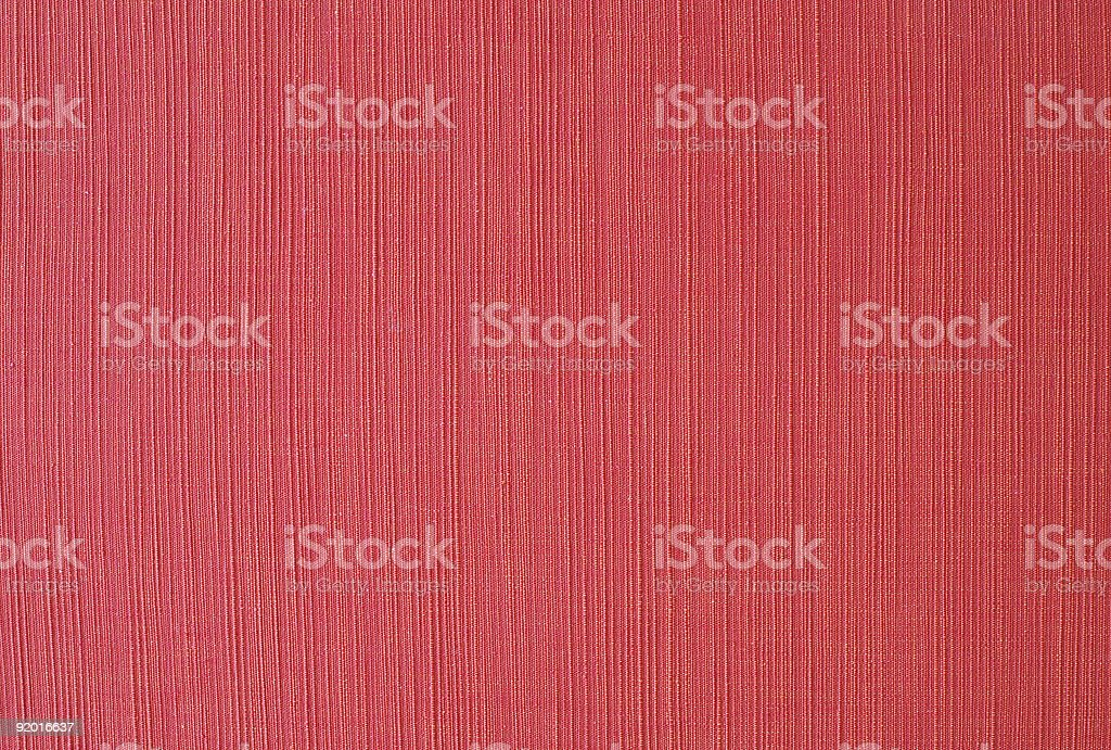 Red fabric royalty-free stock photo