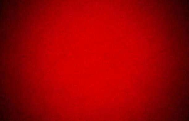 texture fond tissu rouge avec spotlight - fond rouge photos et images de collection