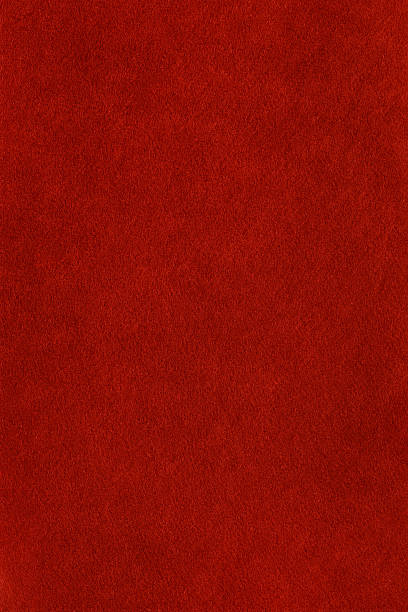 red felt background - felt textile stock pictures, royalty-free photos & images
