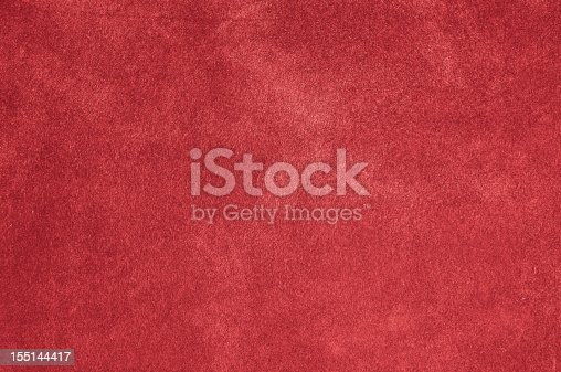 red felt or plush background. In fact it's the cover material of an old book.