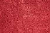 red felt, plush, carpet or velvet background