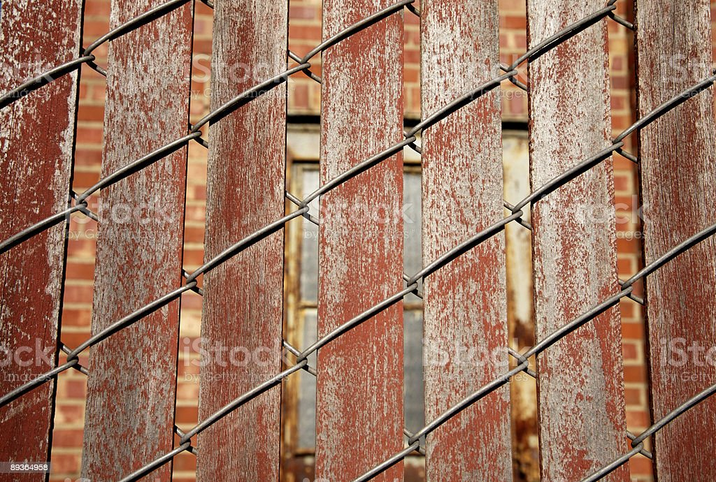 red fence background royalty free stockfoto