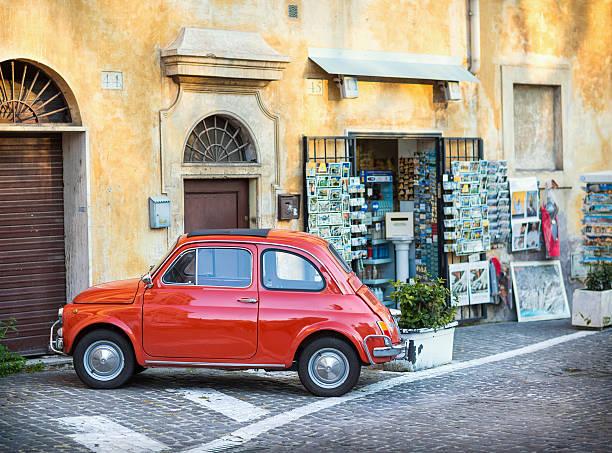 Fiat 500 - Foto e Immagini Stock - iStock