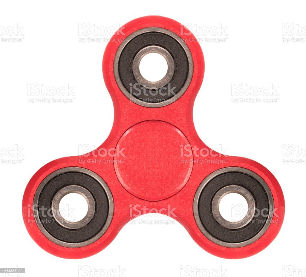 Roten Fidget Spinner – Foto