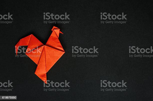 Red fire paper folded rooster handmade origami picture id619975550?b=1&k=6&m=619975550&s=612x612&h=jqjzamfjoioianacqxrpgslfh2zddpe1skwllwphdro=