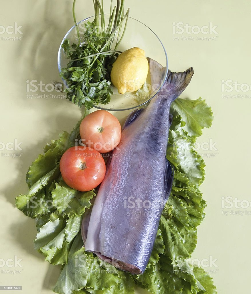 red fish royalty-free stock photo
