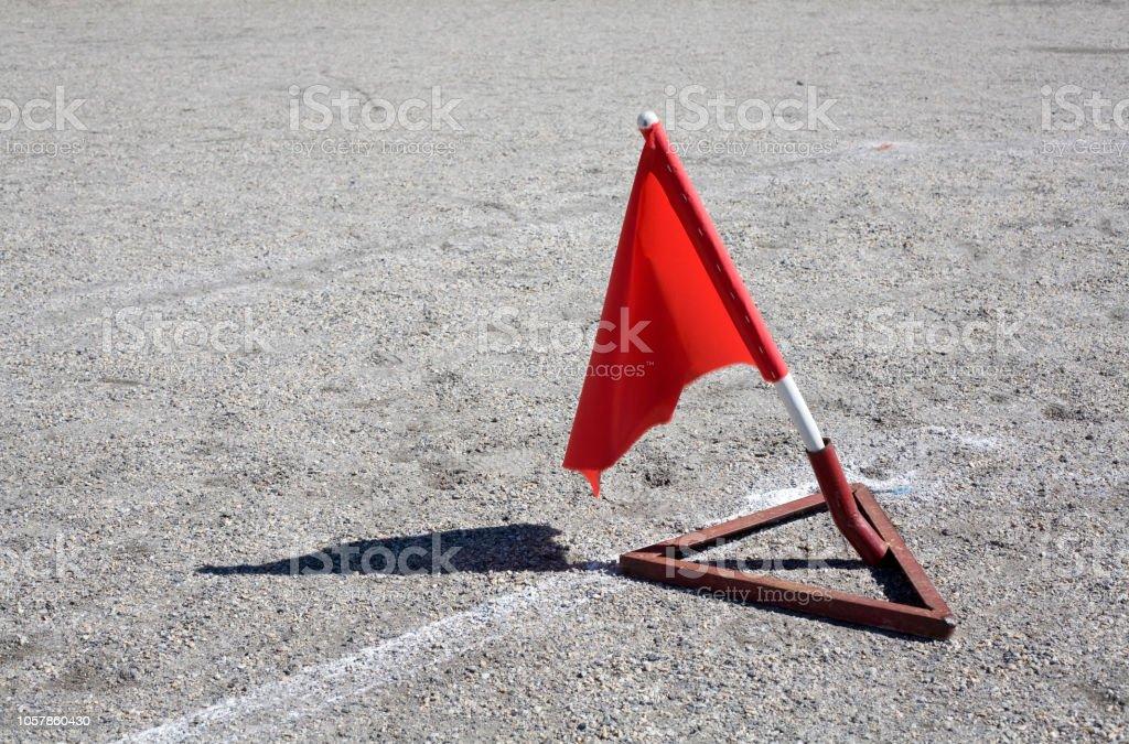 rote Fahne – Foto