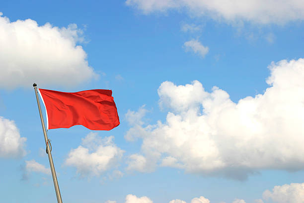 Red Flagge – Foto