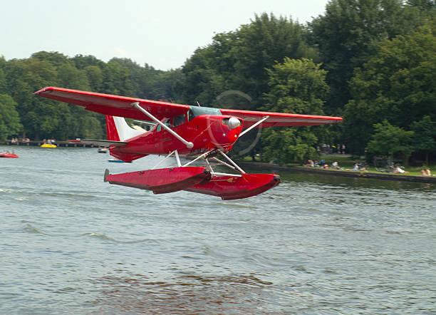 Red Wasserflugzeug – Foto