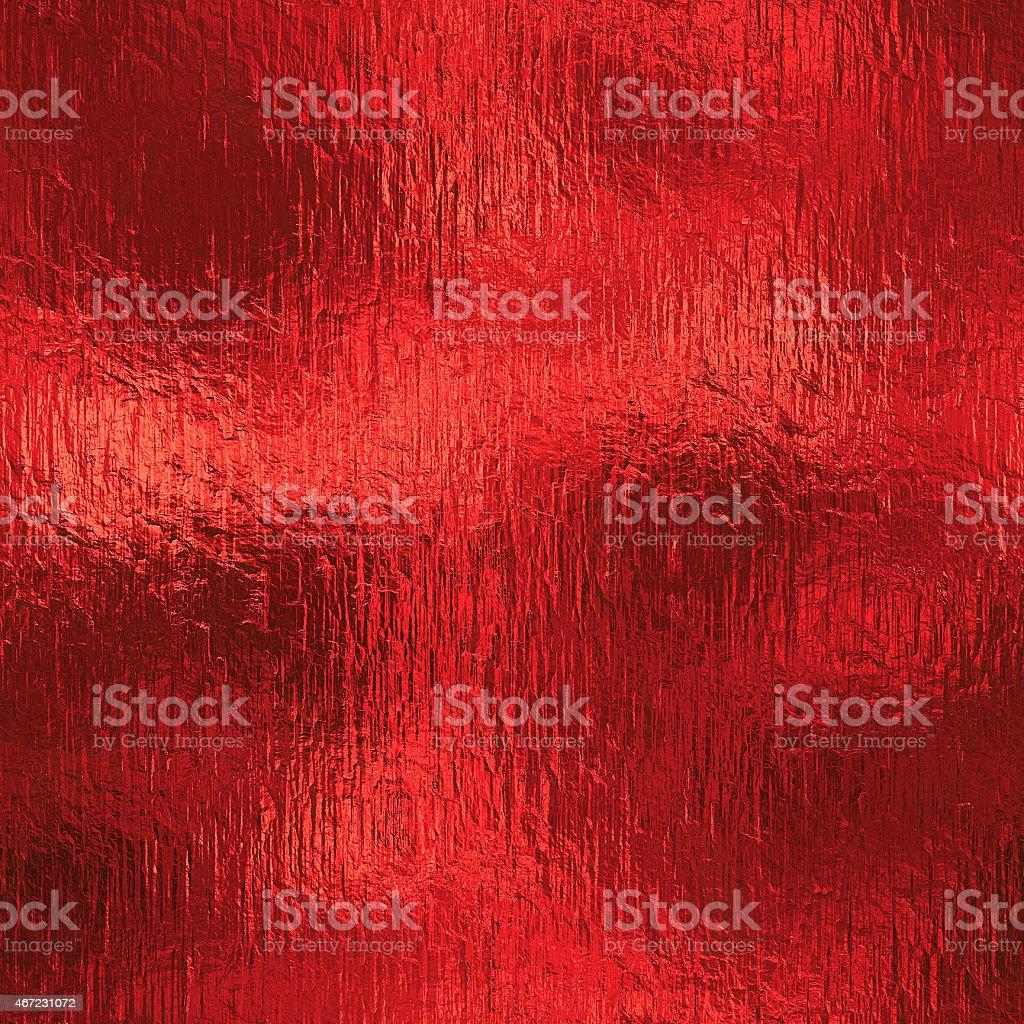 Rote Folie nahtlose Hintergrund Textur – Foto