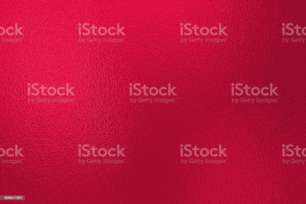 Red foil texture background stock photo