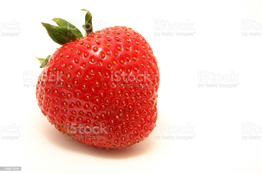 red fruit royalty-free stock photo