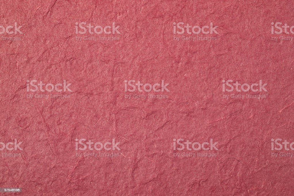 red furry paper texture royalty-free stock photo