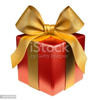 istock red gift box 454955839
