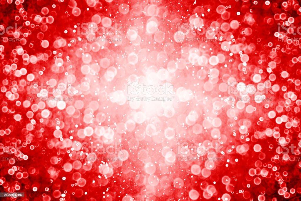 Rot Glitter Hintergrund Fur Geburtstag Weihnachtenneujahr Oder