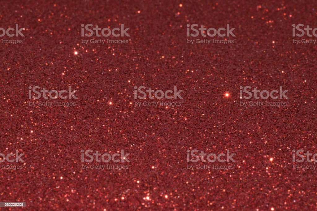 Red glitter background. royalty-free stock photo
