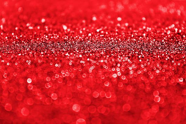 roten hintergrund mit glitter sparkle - verlobungsfeier einladungen stock-fotos und bilder