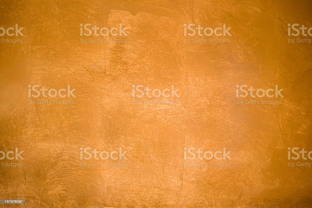 Red gold wall royalty-free stock photo
