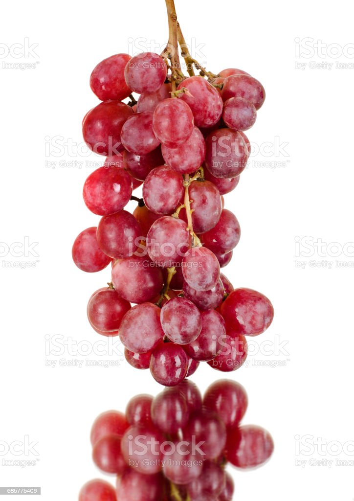 red grapes royalty-free stock photo