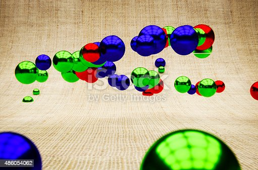 istock red green blue balls abstract background 486054062