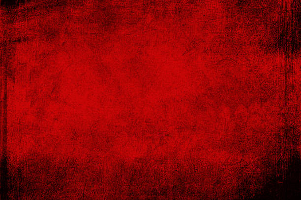 red grunge background - grunge image technique stock pictures, royalty-free photos & images