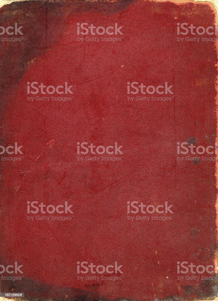 red grunge panel stock photo