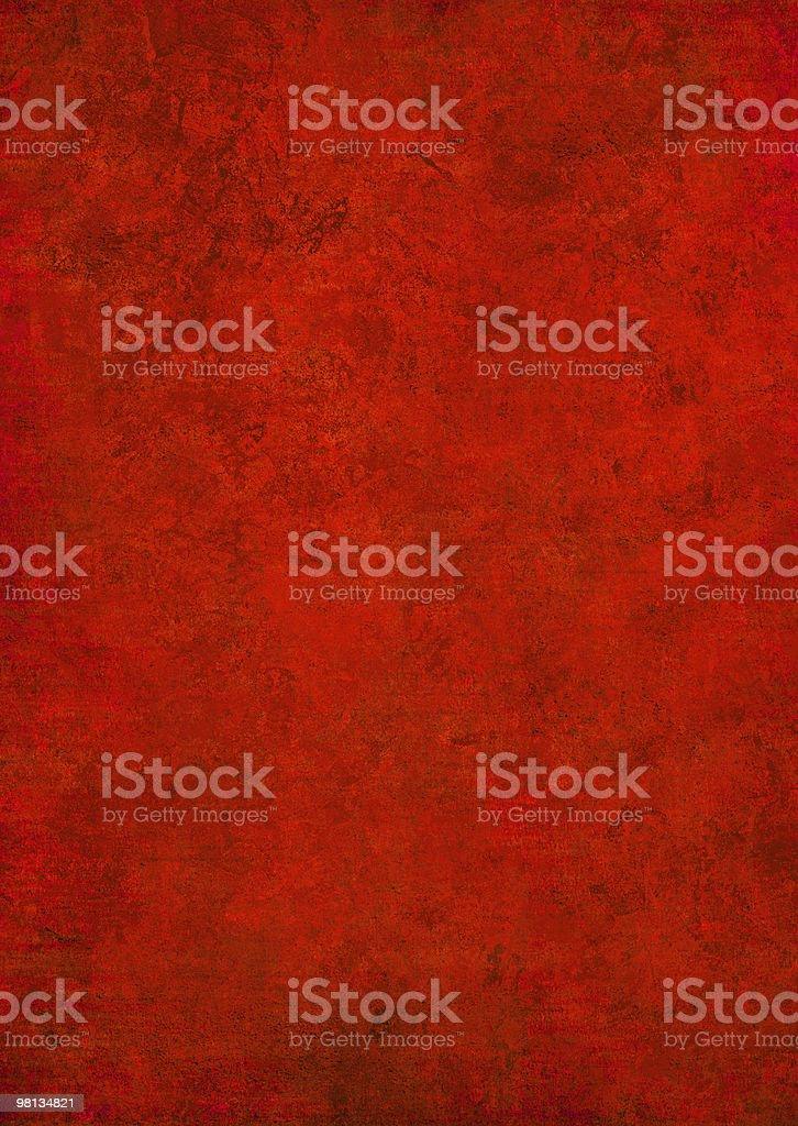 red grunge textured abstract background royalty-free stock photo