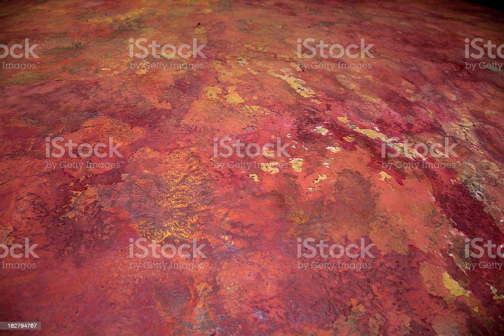 Red Grunge Textured Background stock photo