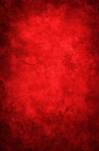 rouge grunge vignetage - fond couleur uni photos et images de collection
