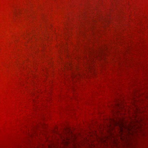 red grunge wand hintergrund - rostrot stock-fotos und bilder