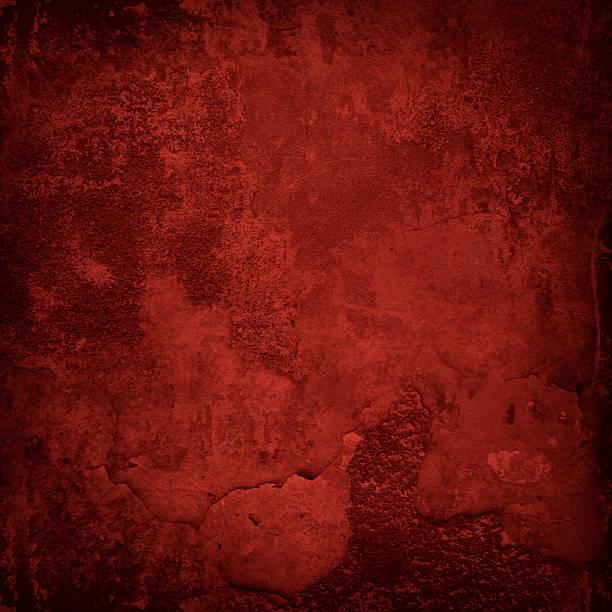 red grunge wand - sammelalbum wandkunst stock-fotos und bilder