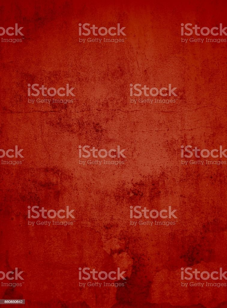 Red grungy background texture stock photo