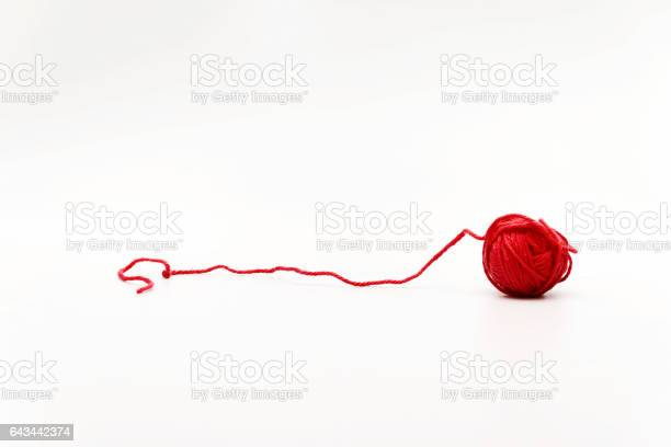 Red hank wool yarn isolated on white background picture id643442374?b=1&k=6&m=643442374&s=612x612&h=k8zbj2yakakbcb3bfuyra k1sl py6wyj11aj24qqyi=