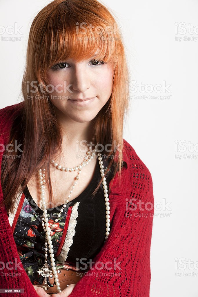 Rossa ragazza sesso
