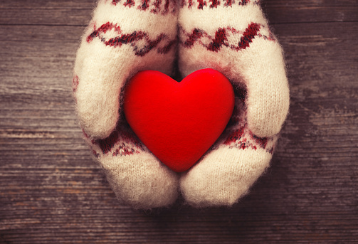 istock Red heart 534805675