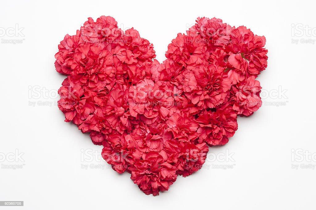 Rote Herzen Lizenzfreies stock-foto