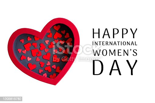 istock red hearts and happy 8 march womens day lettering in a covered black box with a red cap 1205815782