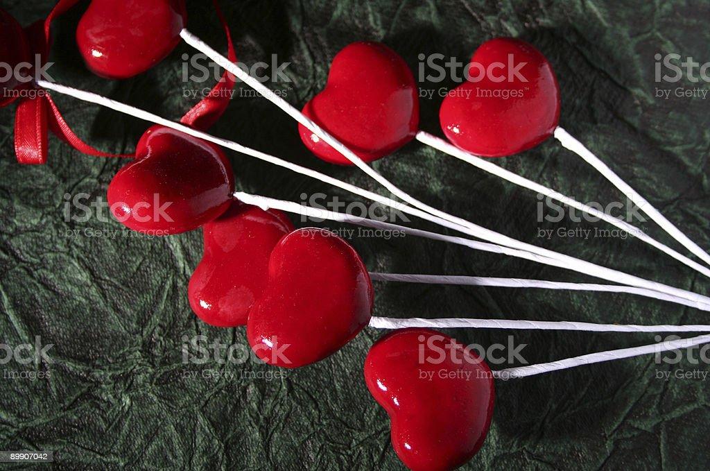 Красные Hearts Стоковые фото Стоковая фотография